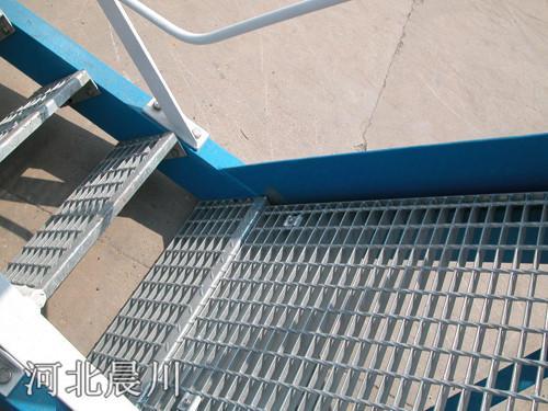 钢结构楼梯踏步