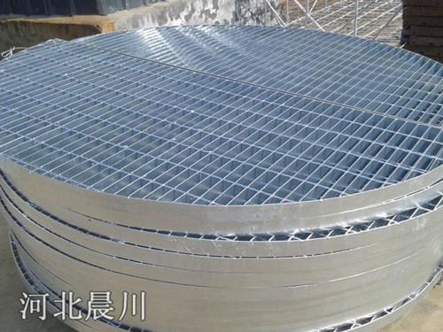 异形钢格板