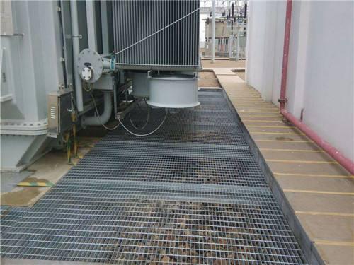 变电站格栅(油池盖板)的工作原